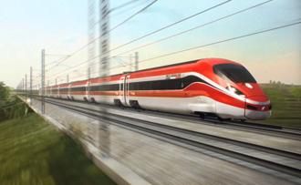 Udvidelse af Italiens højhastigheds jernbanenet