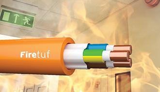 NYHED: Firetuf PH120 500 V