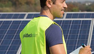 Goldbeck Solar vælger igen TECSUN kabler til projekt i Holland