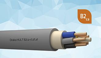 NYHED: HULT 0,6/1 kV B2ca