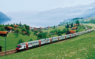 Ny kontrakt med schweiziske jernbaner