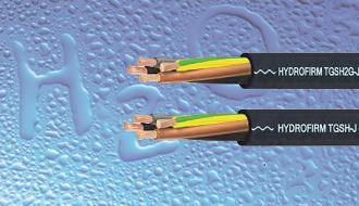 Vandtæt 120°C pumpekabel