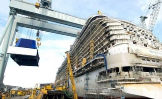 Prysmian kabler til to nye MSC Cruise krydstogtsskibe.