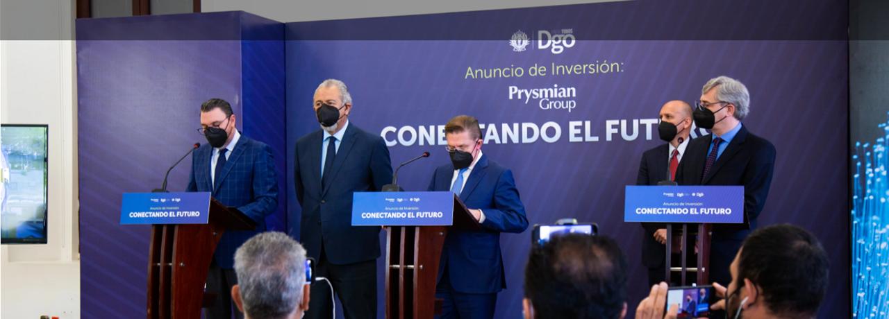 Prysmian telecom fabrik i Mexico fordobler kapaciteten