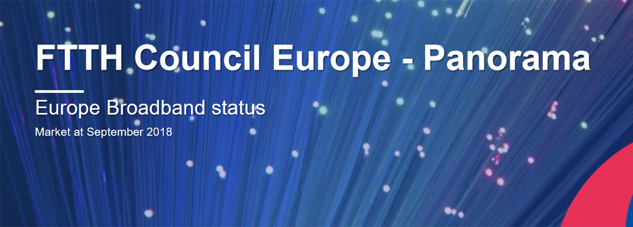 FTTH Council Europa Panorama