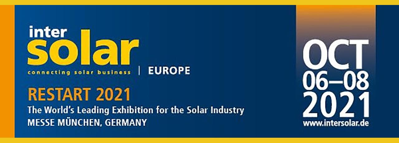 Prysmian udstiller på Intersolar 2021 i München