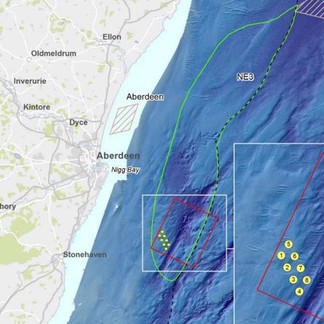 Prysmian skal forbinde Kincardine flydende havvindmøllepark i Skotland
