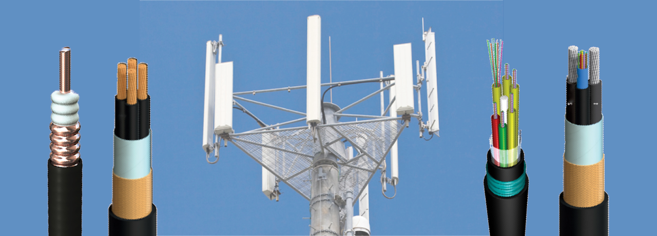FTTA, PTTA and HTTA kabler til mobil netværk