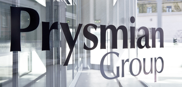 Om Prysmian Group