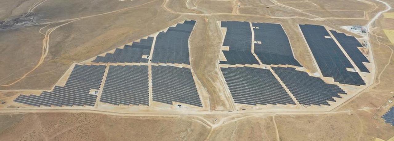 Prysmian solcellekabler installeret til 40 MW park i Tyrkiet