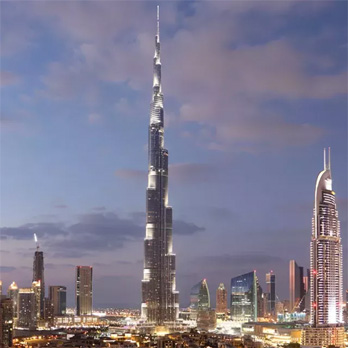 Burj Khalifa: Tårnhøj sikkerhed