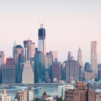 Teknologi understøtter genopbygningen af WTC